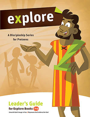 Explore Leader`s Guide for Books 7 and 8