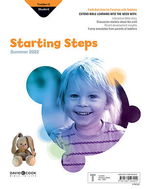 Bible-In-Life Toddler 2 Starting Steps Summer 2015