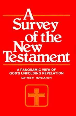 A Survey of the New Testament [Adobe Ebook]