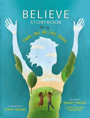 Believe Storybook Hardcover