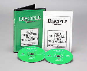 Disciple II Into the Word Into the World: DVD Set