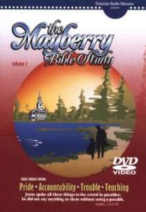 Mayberry Bible Study Volume 2 DVD Leader