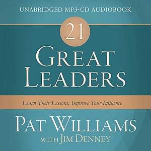 21 Great Leaders Audio (CD)