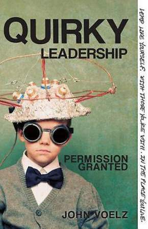 Quirky Leadership - eBook [ePub]