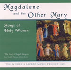 Magdalene and the Other Mary CD