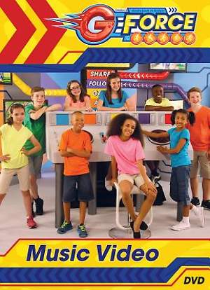 Vacation Bible School (VBS) 2015 G-Force Music Video DVD