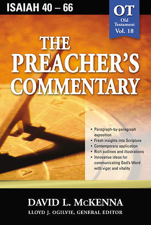The Preacher's Commentary Vol. 18