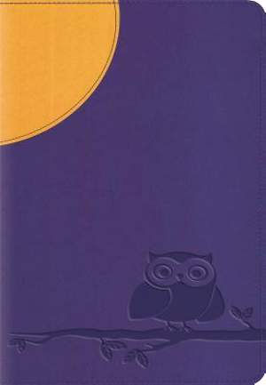 ESV Kid's Compact Bible (Trutone, Moonlight Owl)