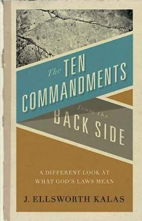The Ten Commandments from the Back Side - eBook [ePub]