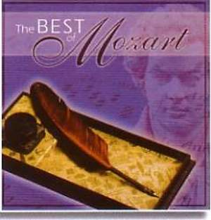 Best of Mozart CD