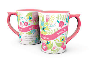 Beautiful Beyond Words - Mug