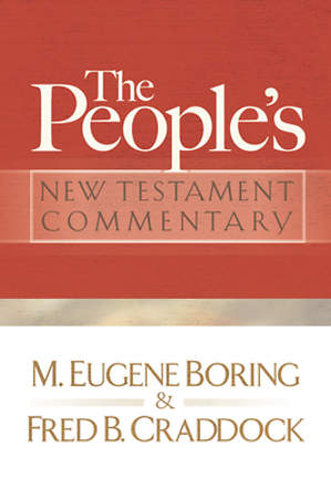 The People`s New Testament Commentary