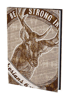 Be Strong - Select Book Bound Journal