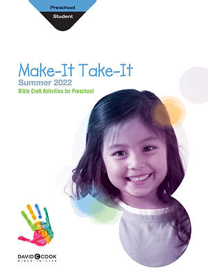 Bible-In-Life Preschool Make It Take It Summer 2015