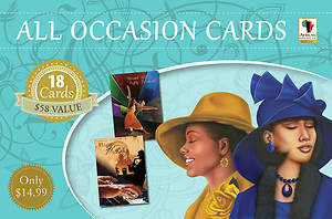 African American Expressions All Occasions Assorted Boxed Cards
