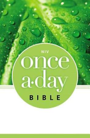 New International Version Once-A-Day Bible
