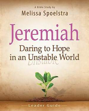 Jeremiah - Women's Bible Study Leader Guide - eBook [ePub]