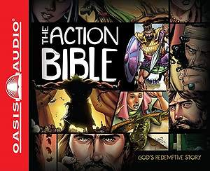 The Action Bible CD