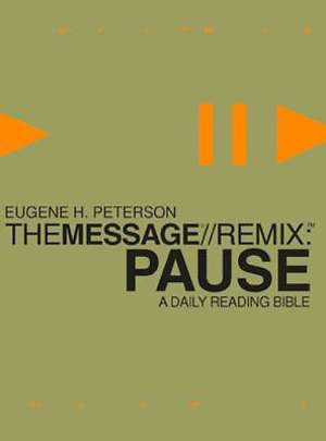 Pause - The Message//Remix [ePub Ebook]