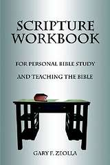 Scripture Workbook