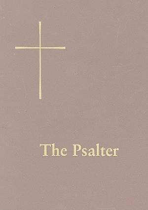 The Psalter from the Book of Common Prayer