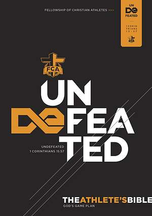 Fca Athlete's Bible