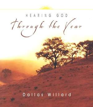 Hearing God Through the Year