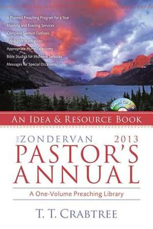 The Zondervan 2013 Pastor's Annual