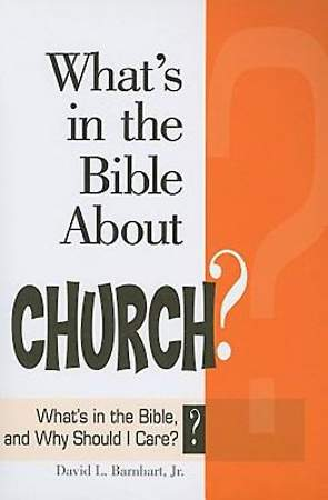 What`s in the Bible About Church?