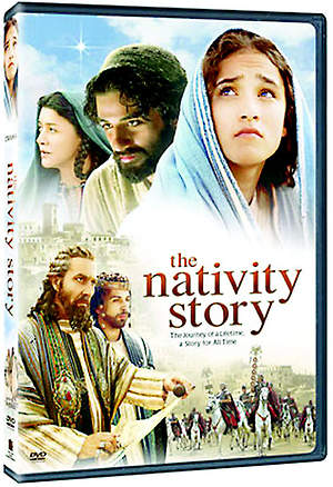 Nativity Story DVD