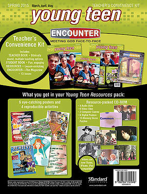 Encounter Young Teens Teacher's Convenience Kit Spring 2015