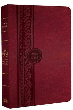 Thinline Reference Bible (Cranberry)