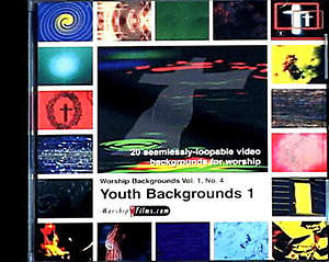 WorshipFilms Backgrounds Youth Backgrounds Volume 1 Number 4
