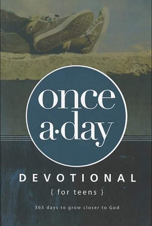 Once-A-Day Devotion for Teens