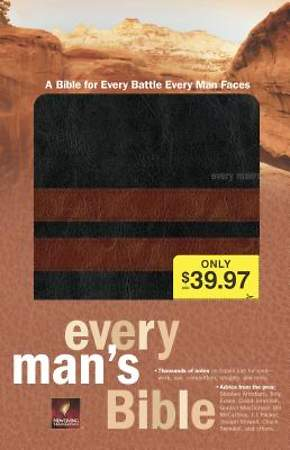 Every Man's Bible New Living Translation