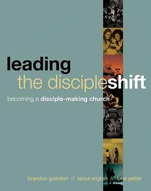 Leading the Discipleshift