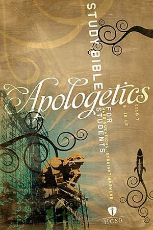 Apologetics Study Bible for Students-HCSB