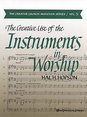 Creative Use Of Instruments In Worship