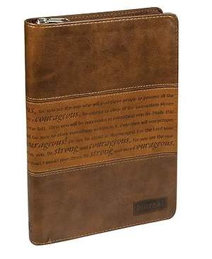 COURAGEOUS TWO-TONE JOURNAL