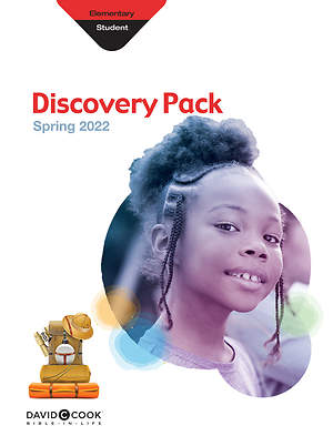 Bible-in-Life Elementary Discovery Pack Spring 2015