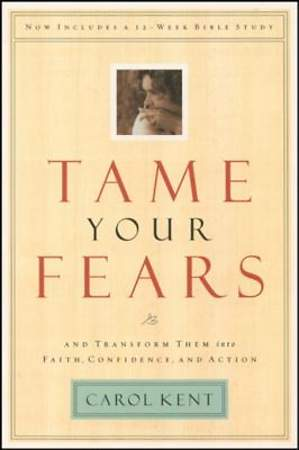 Tame Your Fears [ePub Ebook]