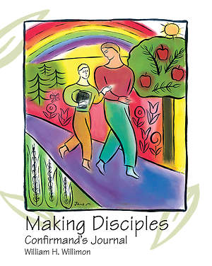 Making Disciples Confirmand`s Journal