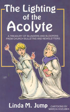 Lighting Of The Acolyte