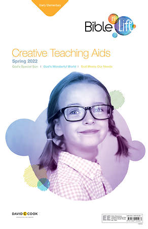 Bible-in-Life Early Elementary Creative Teaching Aids Spring 2015