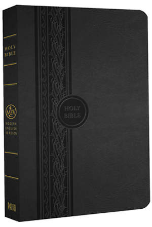 Thinline Reference Bible (Black)
