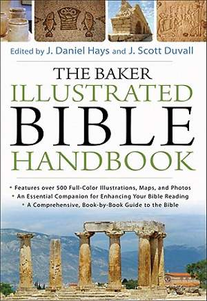 The Baker Illustrated Bible Handbook - 50% 0ff!