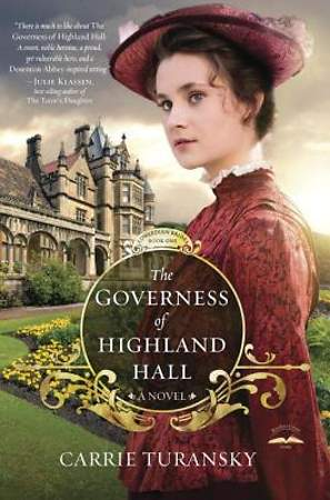 The Governess of Highland Hall ( Edwardian Brides )