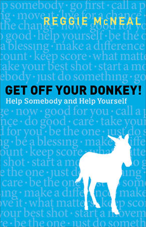 Get Off Your Donkey!