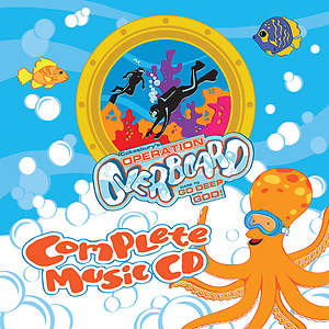 Vacation Bible School 2012 Operation Overboard MP3 Download- Live by Faith- Single Track VBS