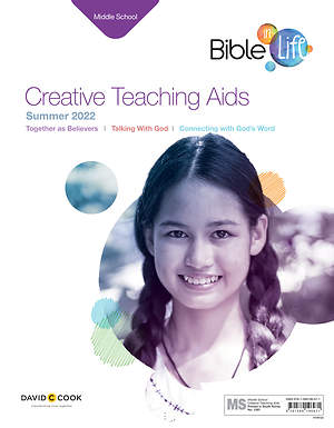 Bible-In-Life Middle School Creative Teaching Aids Summer 2015